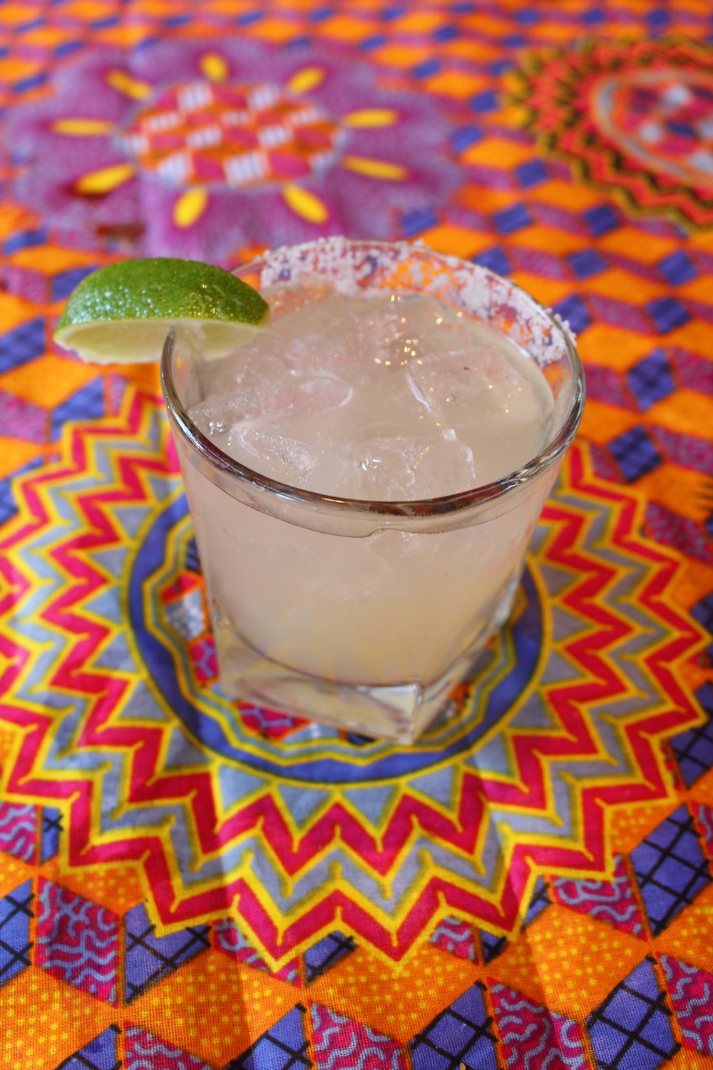 El Barrio cocktail recipe from Red Rooster in Harlem by Marcus Samuelsson