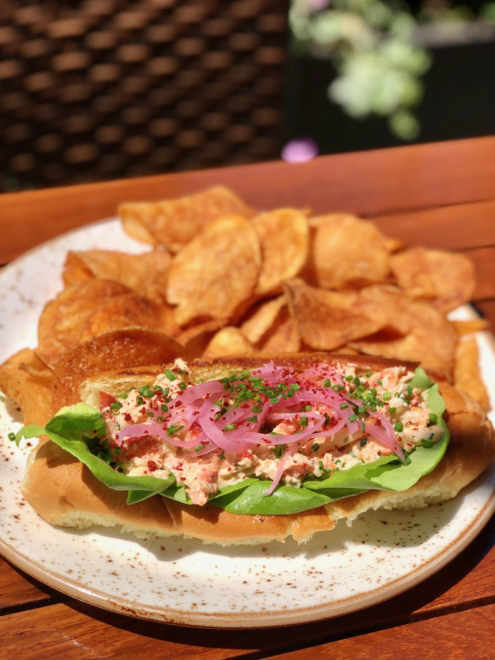 Recipes chef marcus samuelsson summer lobster roll forumfinder Choice Image