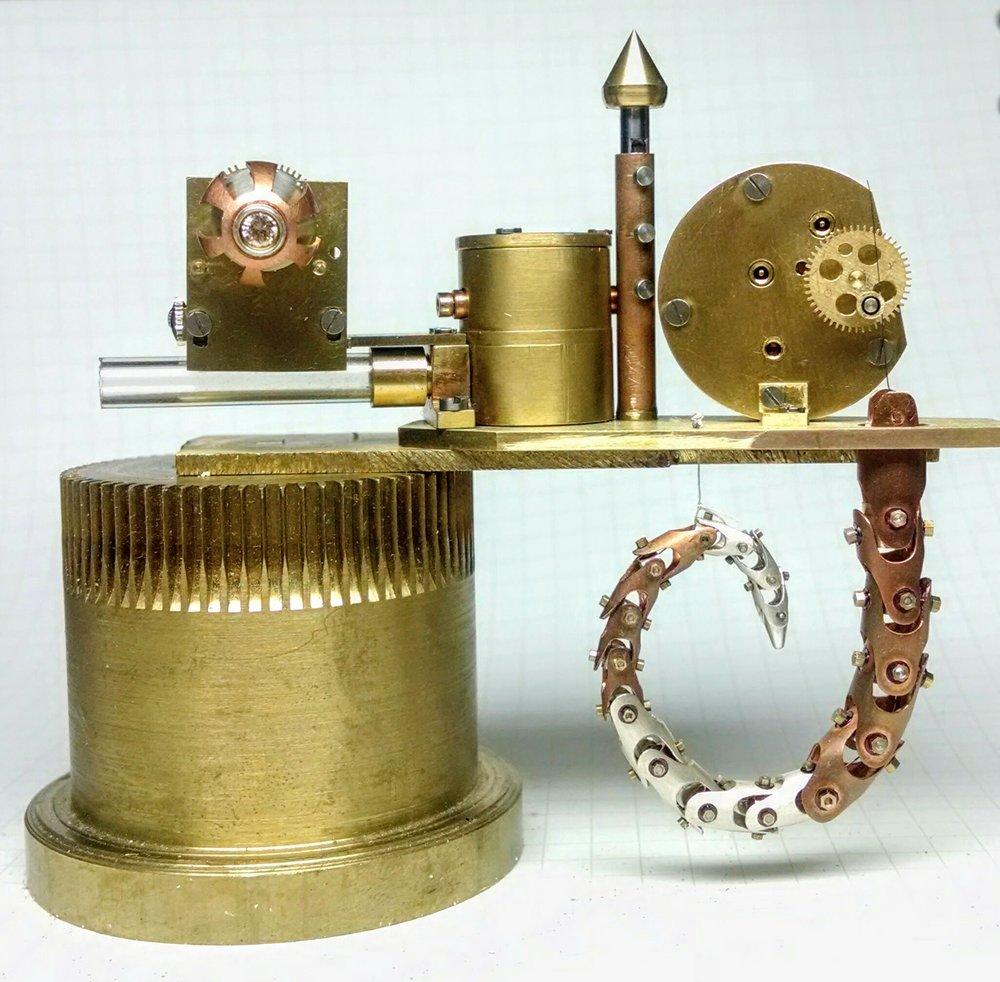 Chameleon Automaton Mechanisms