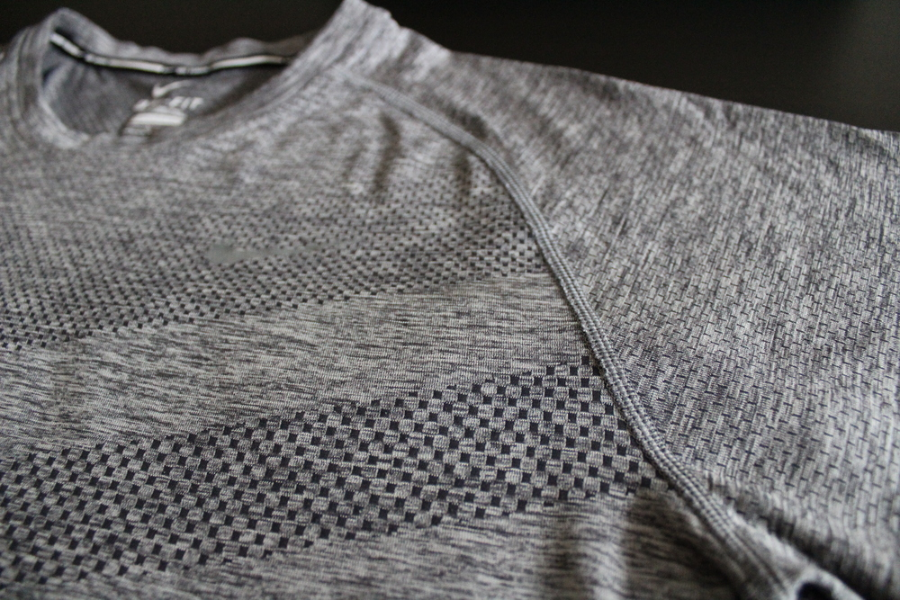 Ventilated Nike Dri-Fit Base Layer