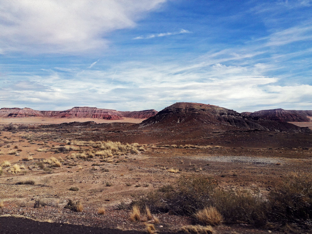The Painted Desert National Park