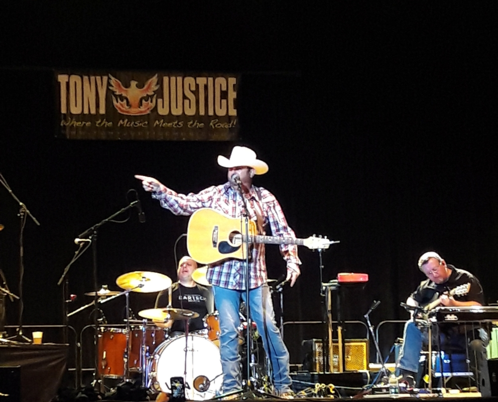 Tony Justice in Louisville, KY