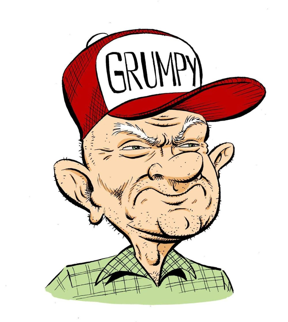 Grumpy -      is a 38 year veteran of the road. Starting out from working on a ranch where he learned to drive a 1969 Long Nose Pete with a set of twin sticks. From there he joined the military and continued driving their trucks and equipment. After leaving there he returned to the open road where he's been ever since. He's seen a lot. Both the good and the bad. Finally feels it's time to share his experiences and try to return trucking back to it's once great status. He needs your help.