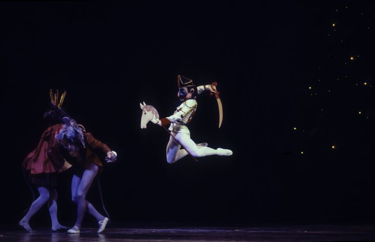 The American Ballet's The Nutcracker starring ballet icon and legend, Mikhail Baryshnikov.