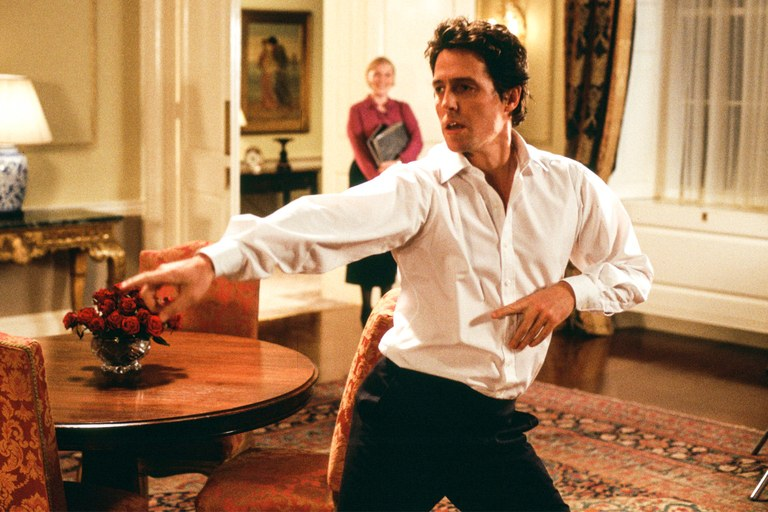 Love Actually not only makes my top 10 list of Christmas movies, it is also one of the few movies in which I actually like Hugh Grant.