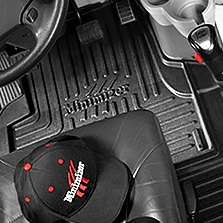 Minimizer heavy duty floor mats