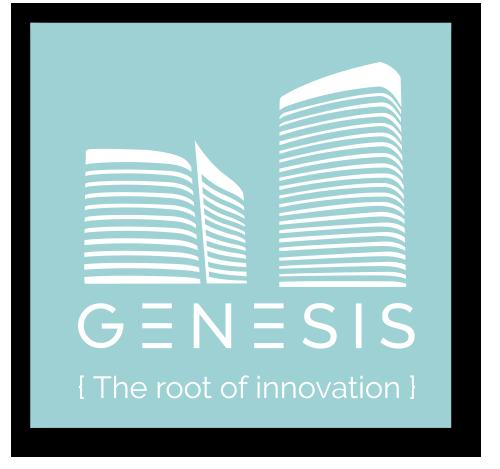 South Tower Detail — Genesis