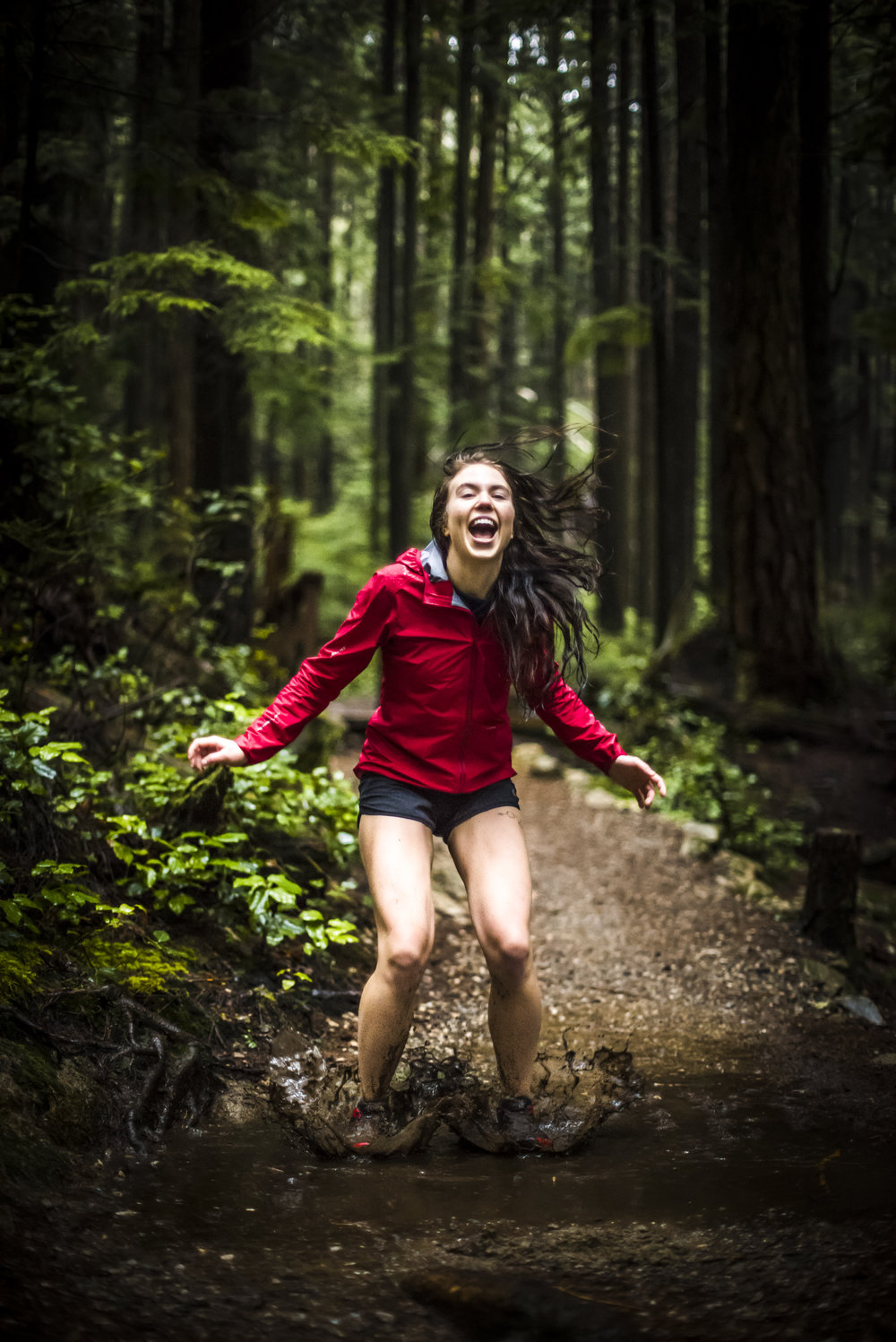 Mmm mud. Photo: Adam Ciuk