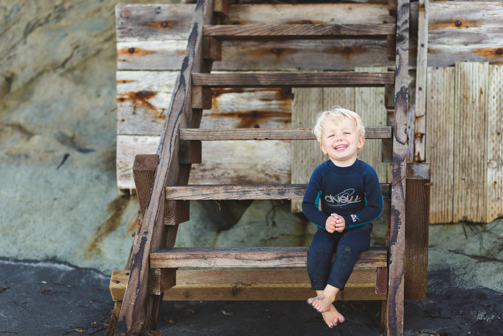 Encinitas Family Photographer | Christine Dammann Photography 2017 | Family at Grandview Beach