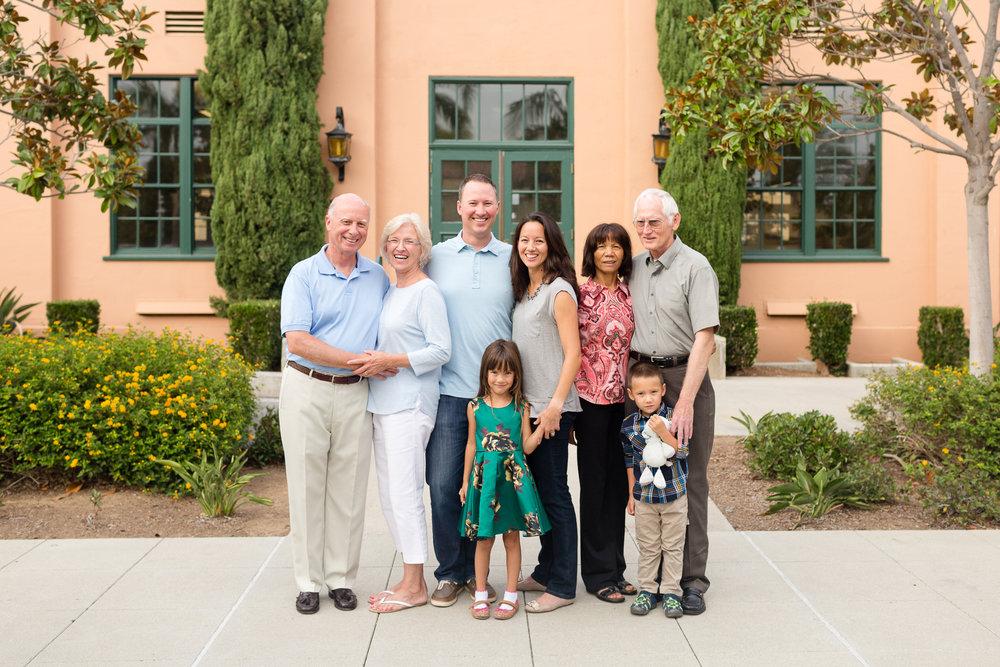 San Diego Family Photographer Christine Dammann Photography Extended Family Photos Liberty Station-1.jpg