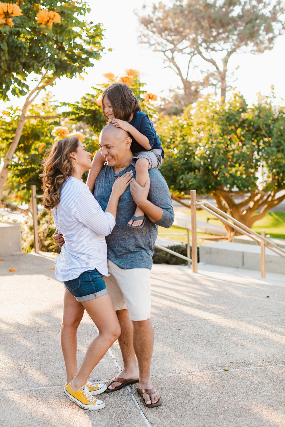 La Jolla San Diego Family Photographer