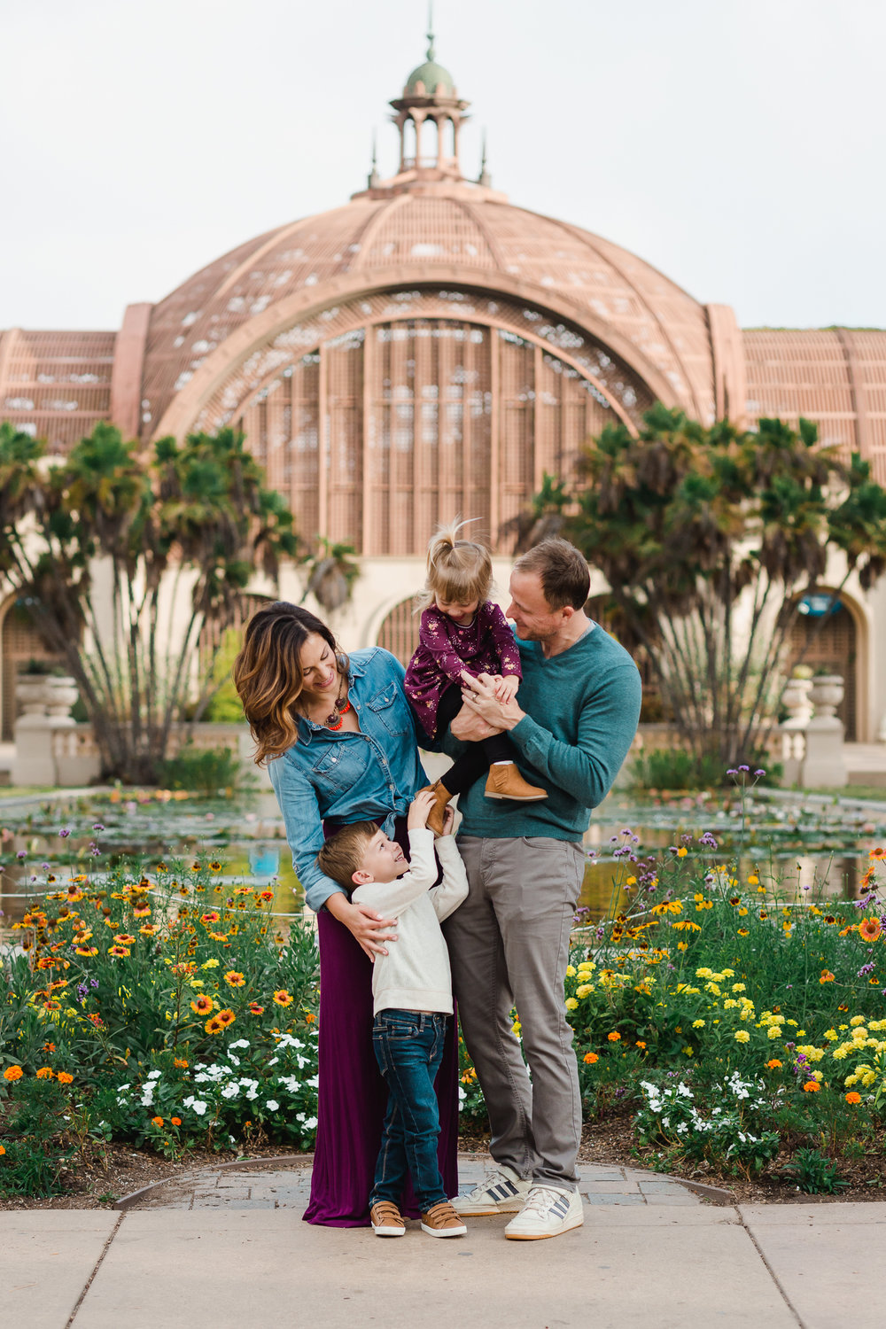 Coronado Family Photographer