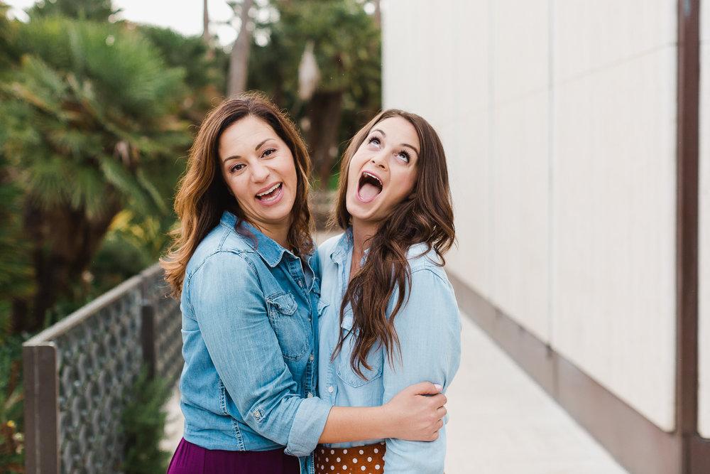 San Diego Extended family photographer
