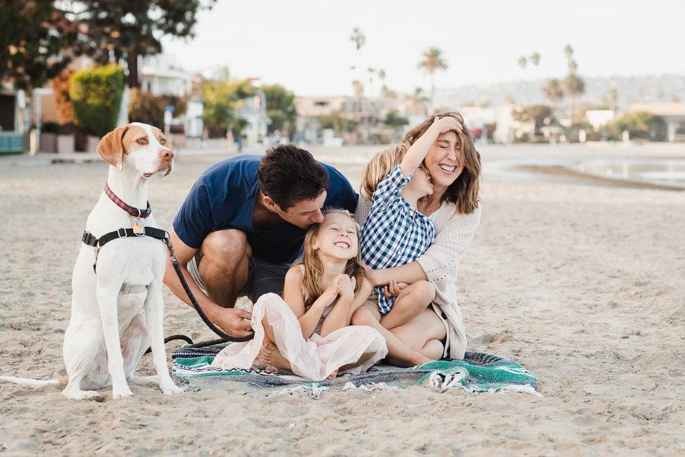 San Diego Family Vacation Photos
