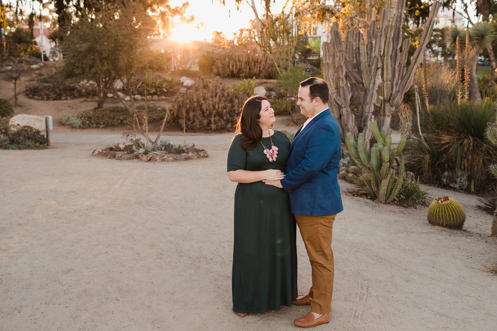 San Diego Maternity and Newborn Photographer