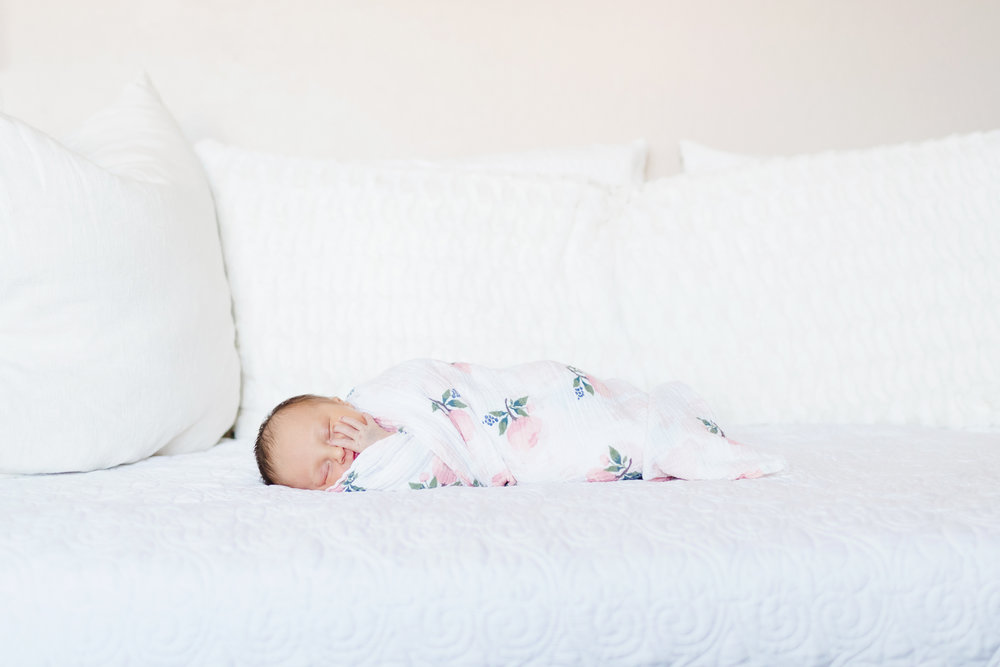 Coronado Newborn Photographer