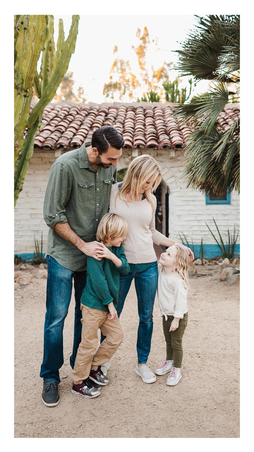 Carlsbad San Diego Family Photographer