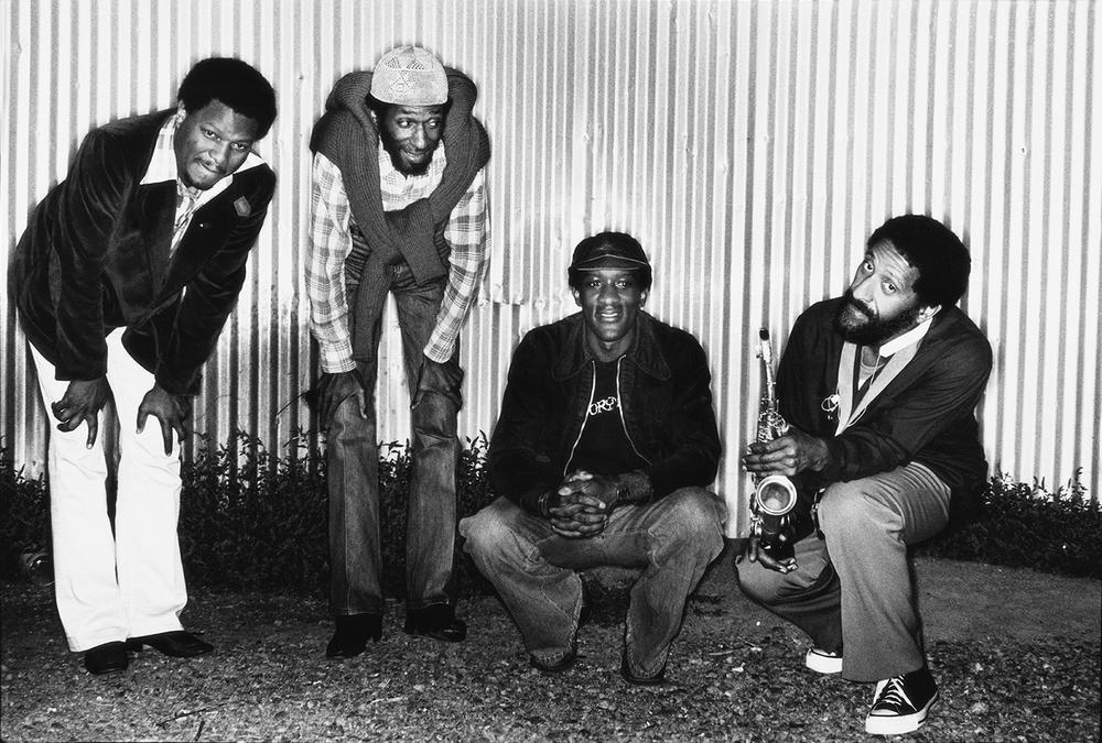 Milestone Jazz Stars (McCoy Tyner, Ron Carter, Al Foster, Sonny Rollins)