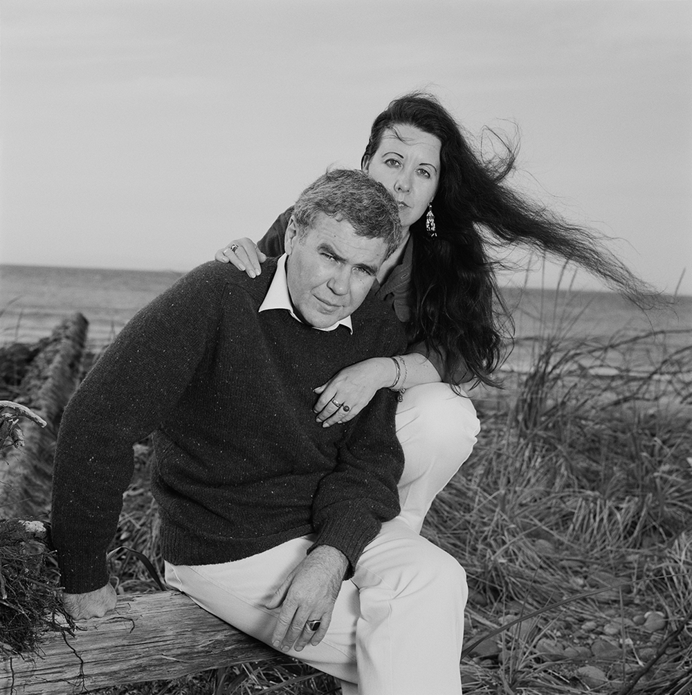 Raymond Carver and Tess Gallagher