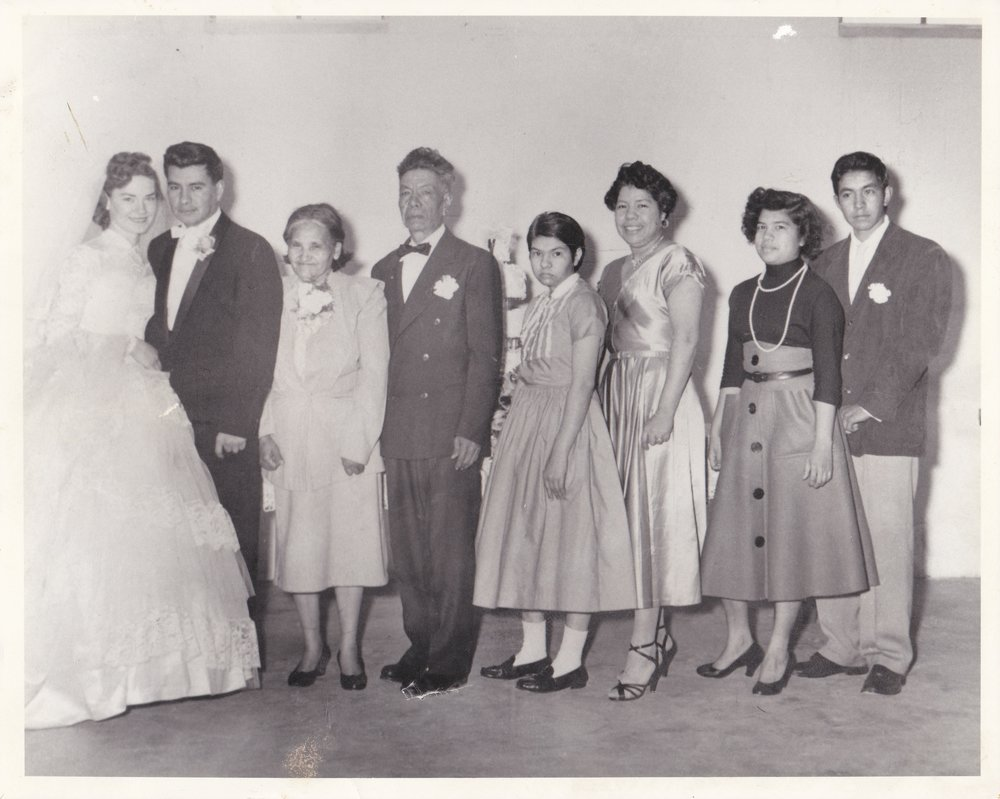 Mary-Lou, Lucius, Lupe Vargas, Frank Vargas, Lupe Jean, Lousie.jpg