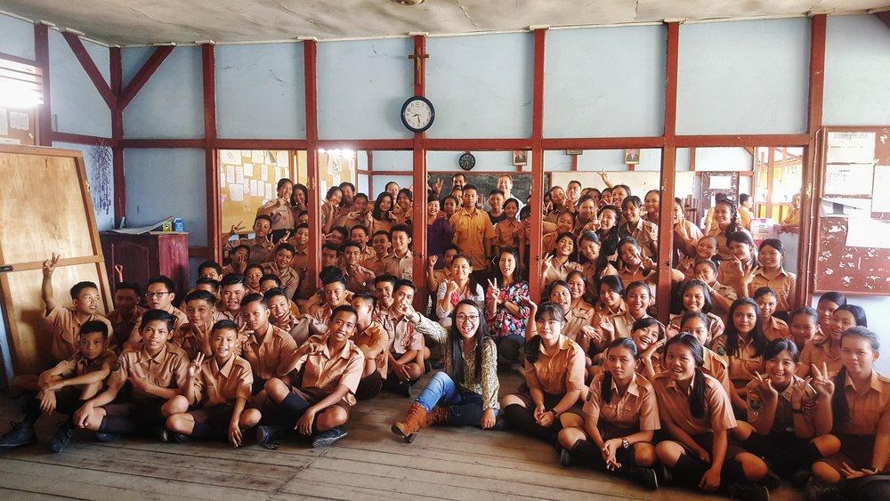 Visit & Screening in Sintang, West Kalimantan