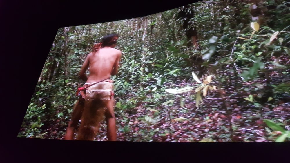 Screening film An Encounter With The Creator