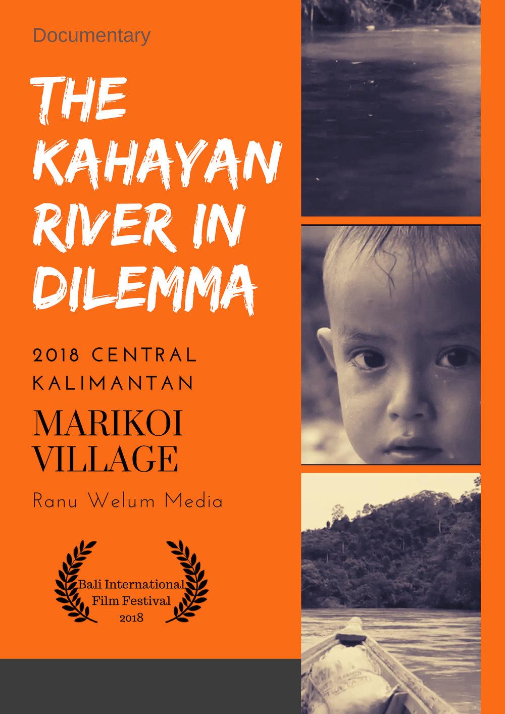 The kahayan river in dilemma.jpg