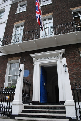 Chatham House in London