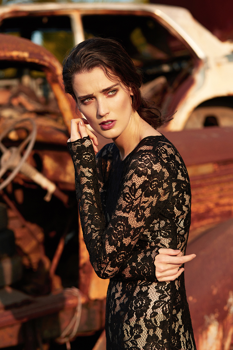 Marizanne Visser for Georgette Magazine by Clive Myburgh 1.2