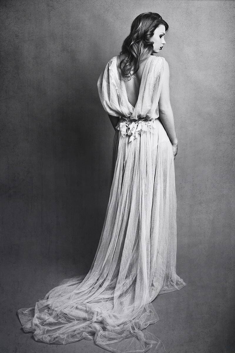 Benike Palfi wears Lazuli for Georgette Magazine