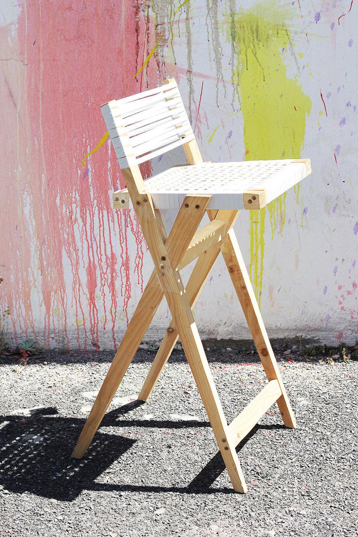 Bar Chair by Bonga Jwambi