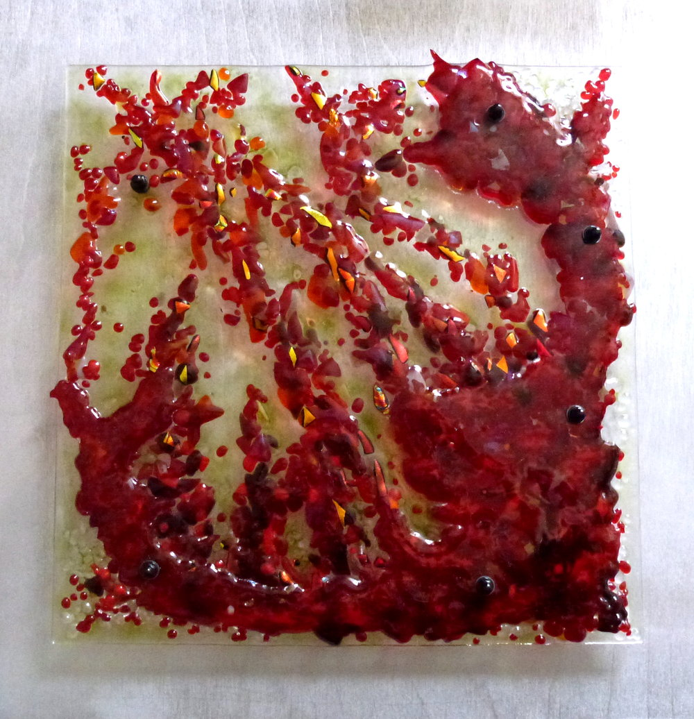 Every Way – Kiln Fused Glass by Jeanette Cook