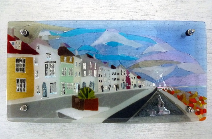 Toward Sandown - Commission by Jeanette Cook