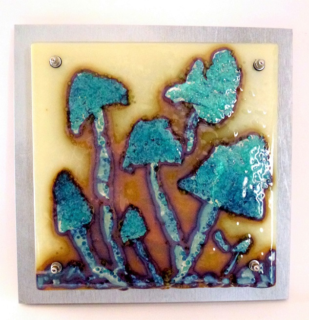 Alchemy – Kiln Fused Glass by Jeanette Cook