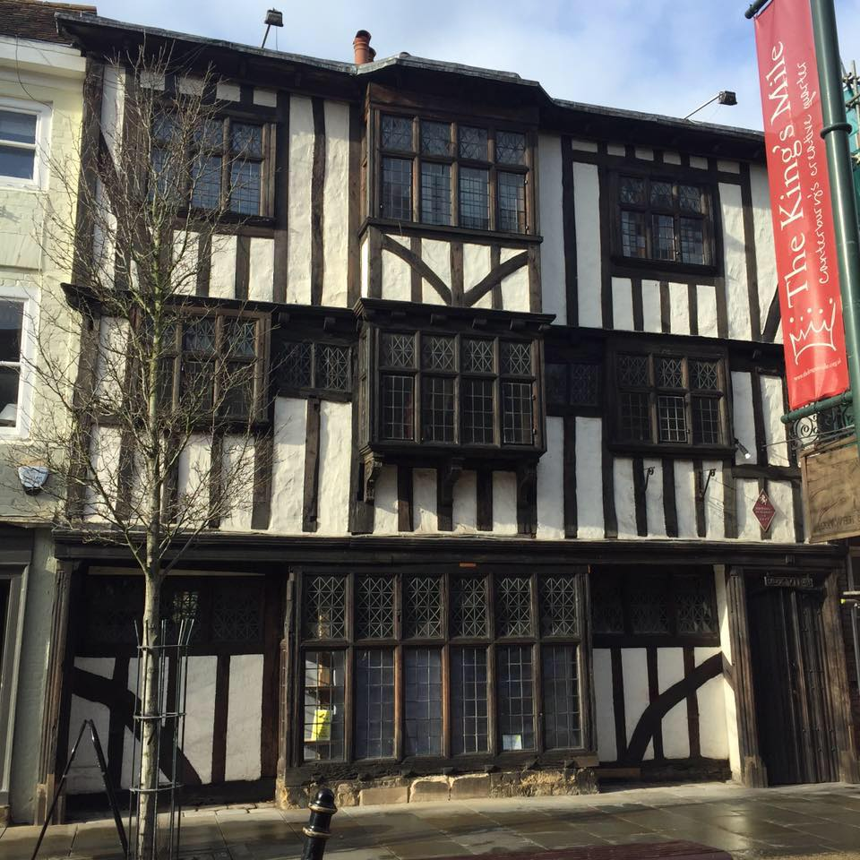 Conquest House, Canterbury