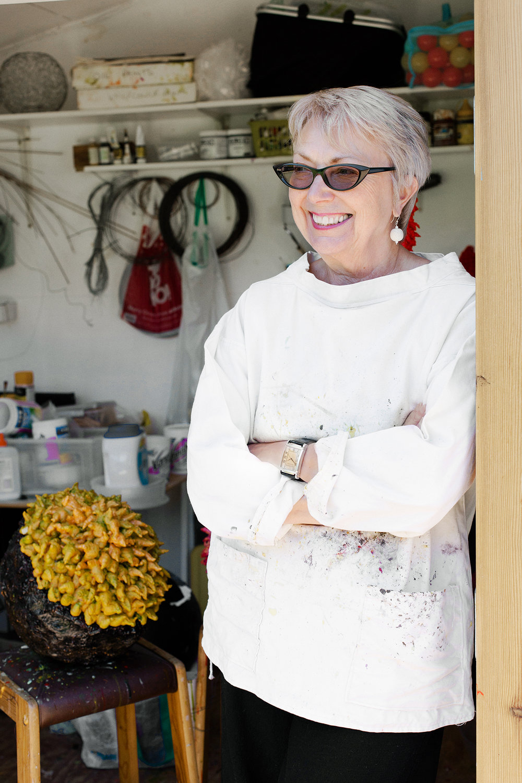 Jeanette Cook Portrait