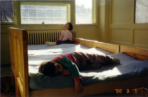 March 2000, Florin in the state orphanage