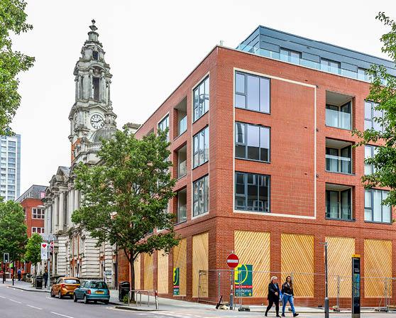 Woolwich London Den Architecture Leeds