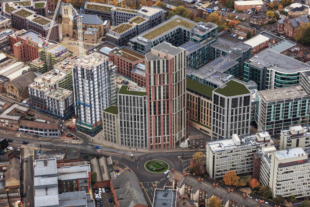 Broad Lane - Sheffield