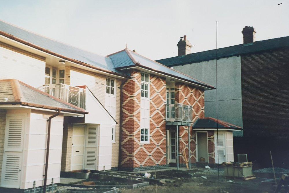 Prospect Crescent, built in 1991
