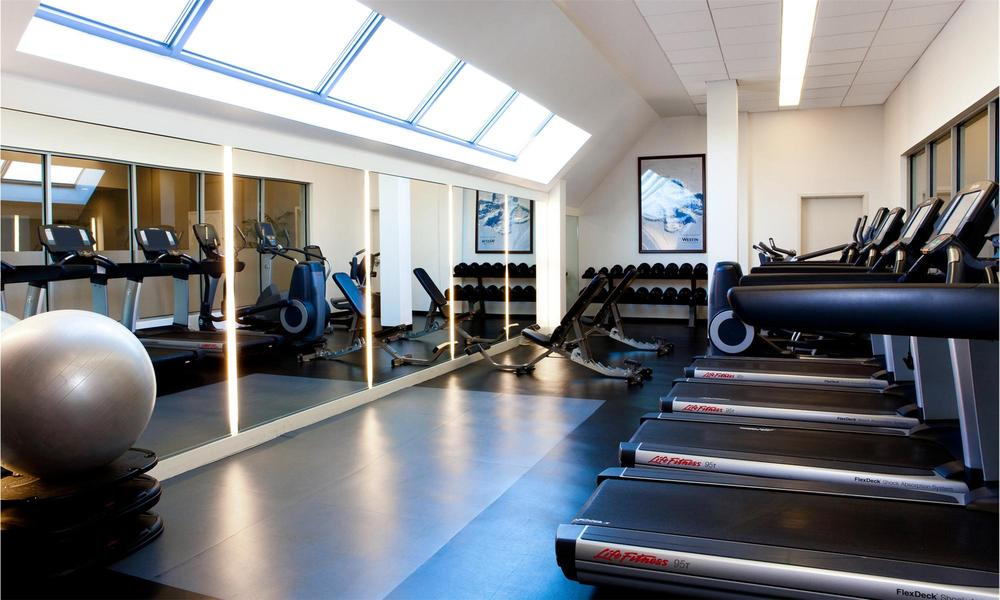 Westin Reston Fitness Center