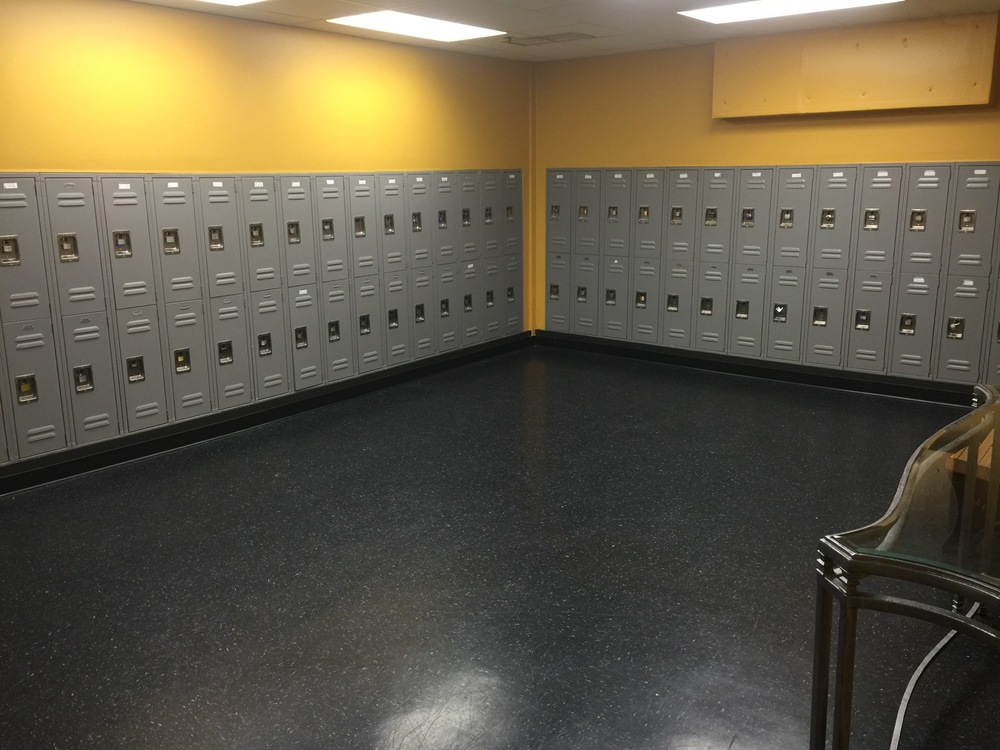 Hilton-CC Women Locker