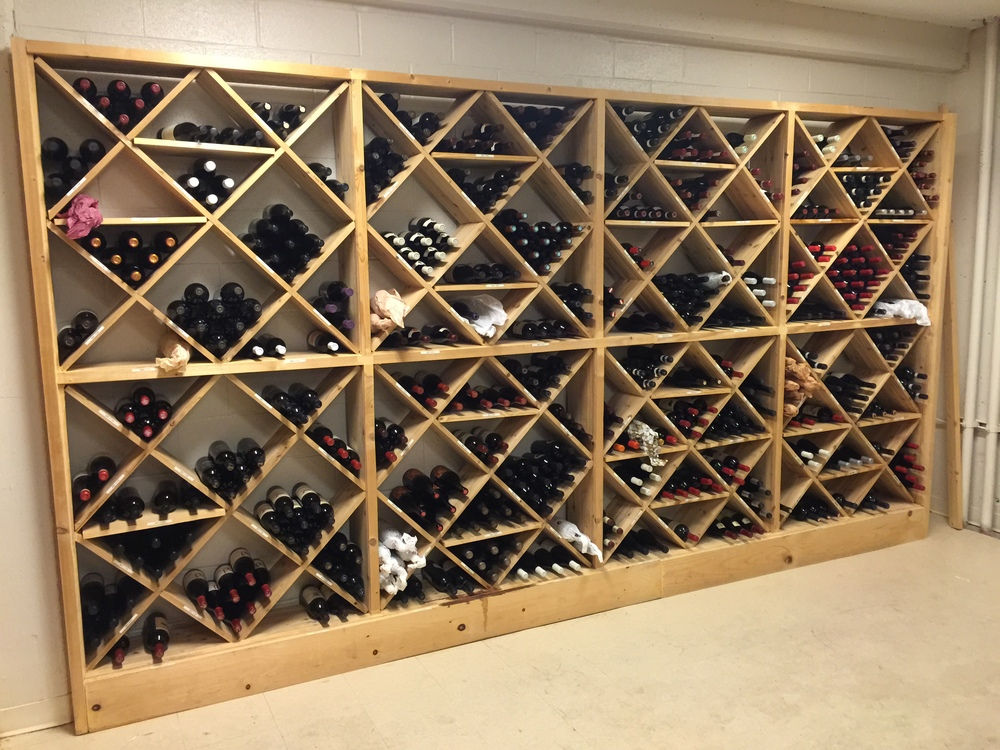 Westin Reston Wine Cellar