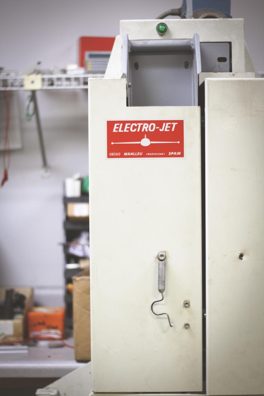 Electro-jet Textile Technology Partnership