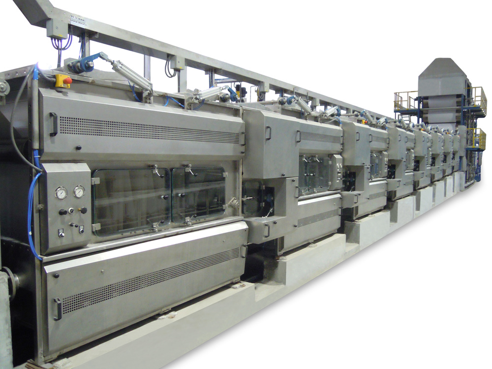 Goller Textile Single Threading