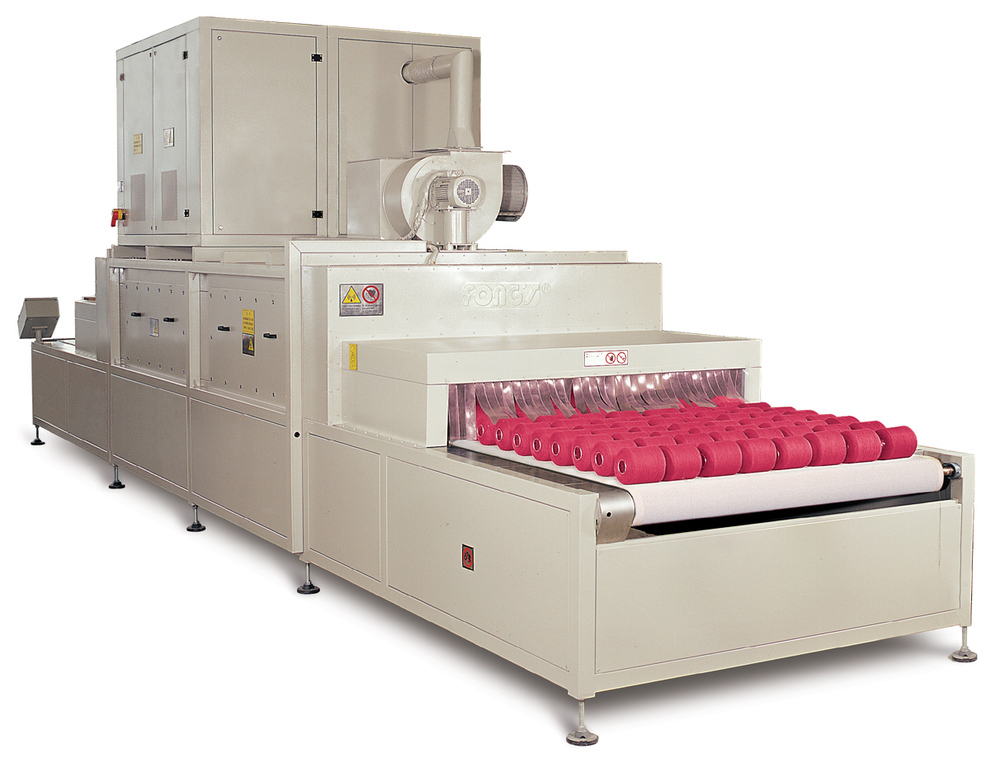 Fong's SCN24 Textile Machinery