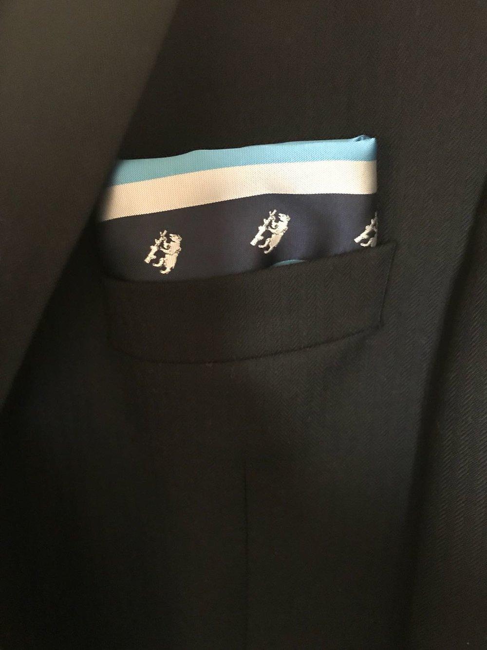 Multibuy Two - Club Tie, Pocket Square and Cufflinks