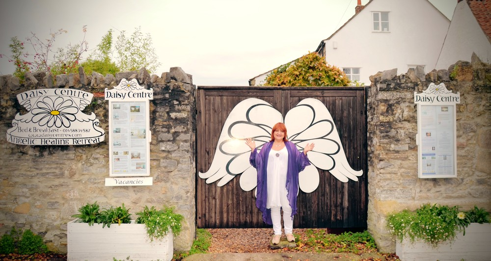 Daisy Centre Retreats Daisy Foss Angels Of Awakening