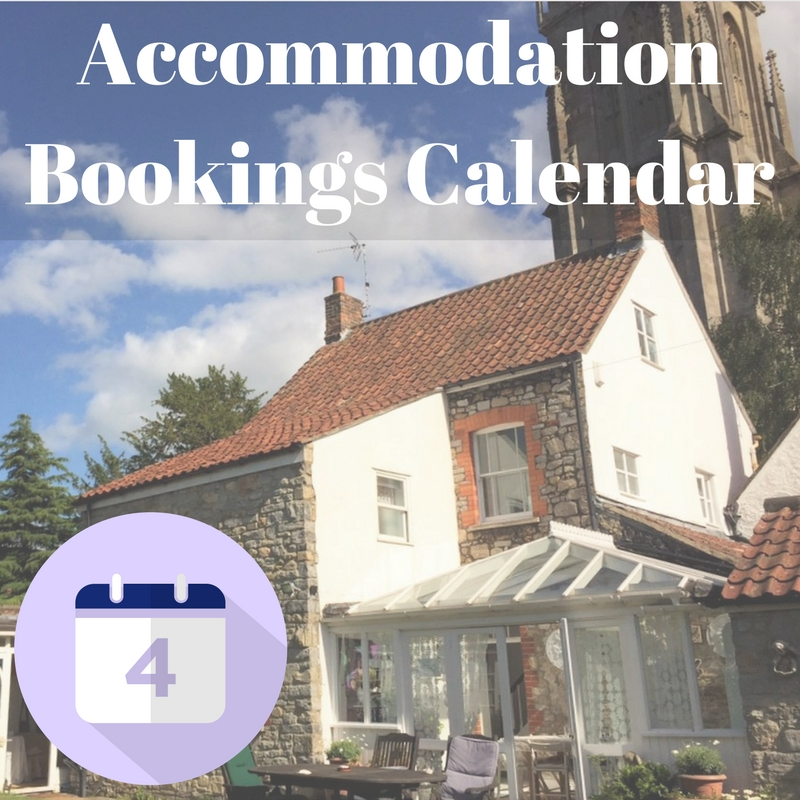 Click here for the Accommodation Calendar