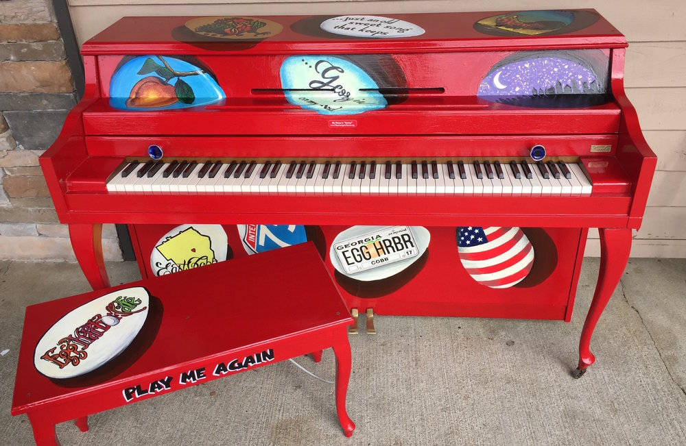 PIANO TUNED BY QUIGLEY PIANO TECHNICAL SERVICES